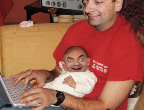 The Funniest Mr Bean Photoshop Pics!
