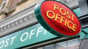 postal order scam - web designer manchester
